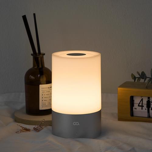 [오아] 이지탭 LED 인테리어 무드등 수유등 취침등